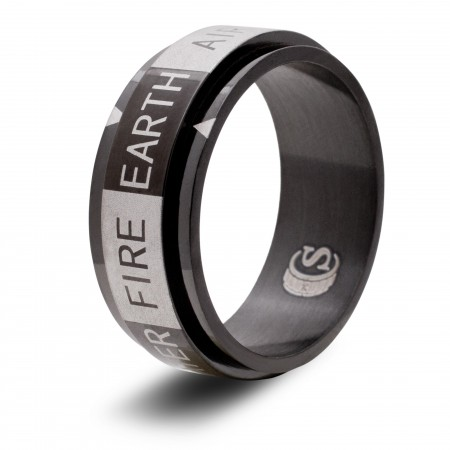 Elemental Ring - Water Earth Fire & Air