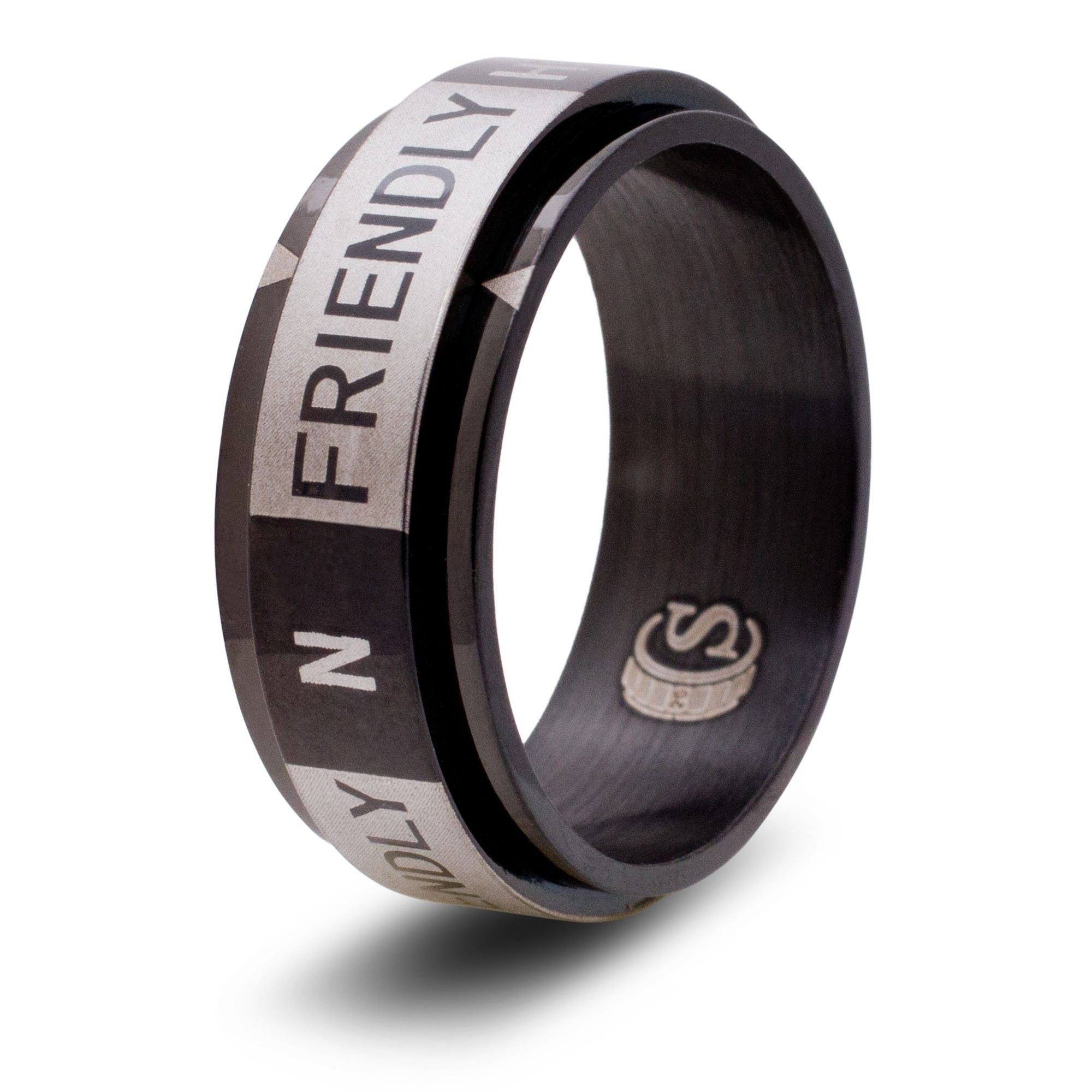 nerdy nerd luxury wedding rings