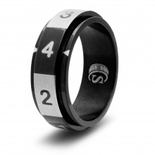 4-sided (d4) Ring