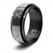 Rock Paper Scissors Ring