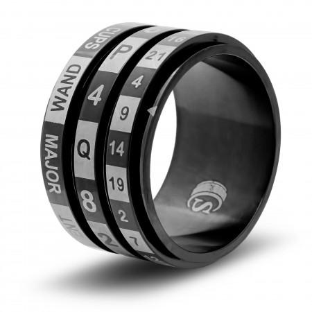 Tarot Card Ring