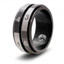 Double 6-sided (2d6) Ring