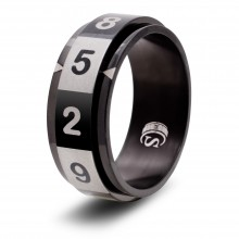 10-sided (d10) Ring